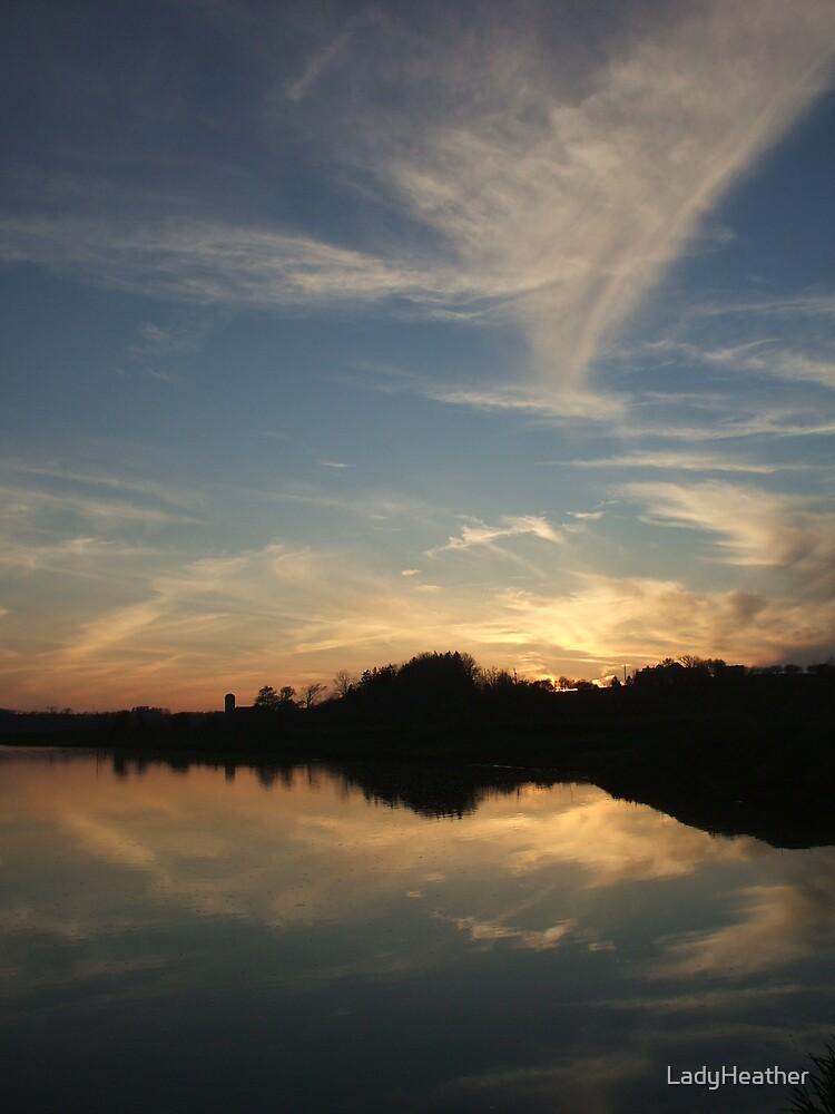 Sunset Ser.2 by LadyHeather