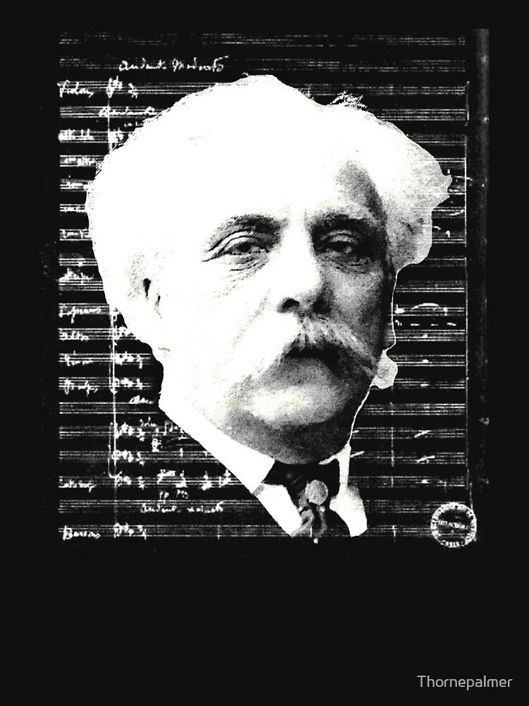 Gabriel Fauré by Thornepalmer