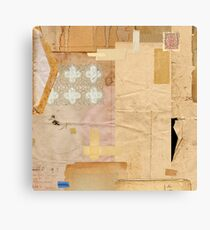 Untitled (paper) Canvas Print