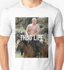 Throwback - Vladimir Putin T-Shirt