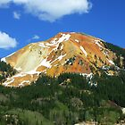 Red Mountain #2 by BeeGarland