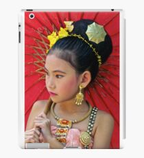 Performer in Chiang Mai iPad Case/Skin