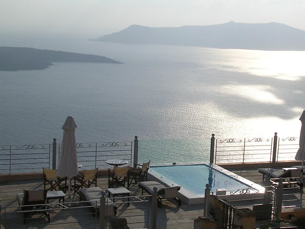 Santorini by Alex07