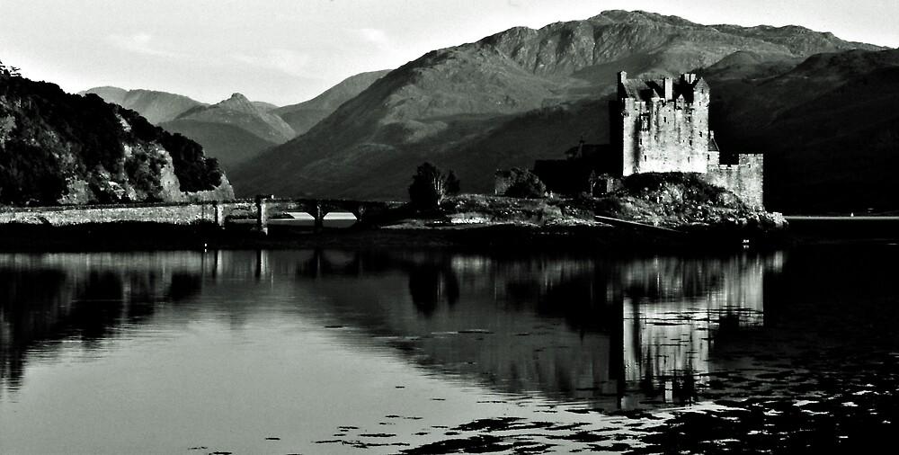 Scottish Highlands by kitlew