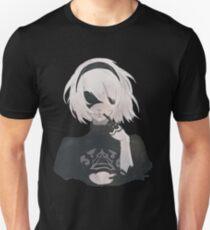 Nier: Automata - 2B T-Shirt