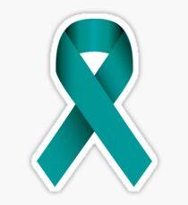 Sexual Assault Ribbon  Sticker