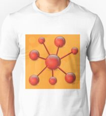 red spheres T-Shirt