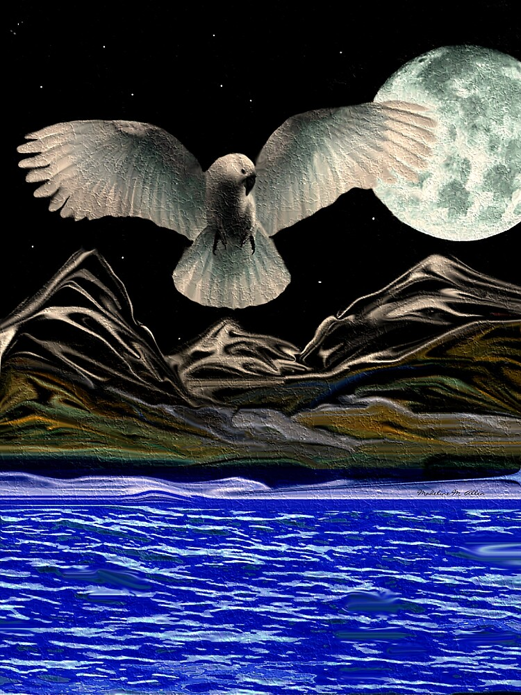 Spiritual Acceptance by Madeline M  Allen