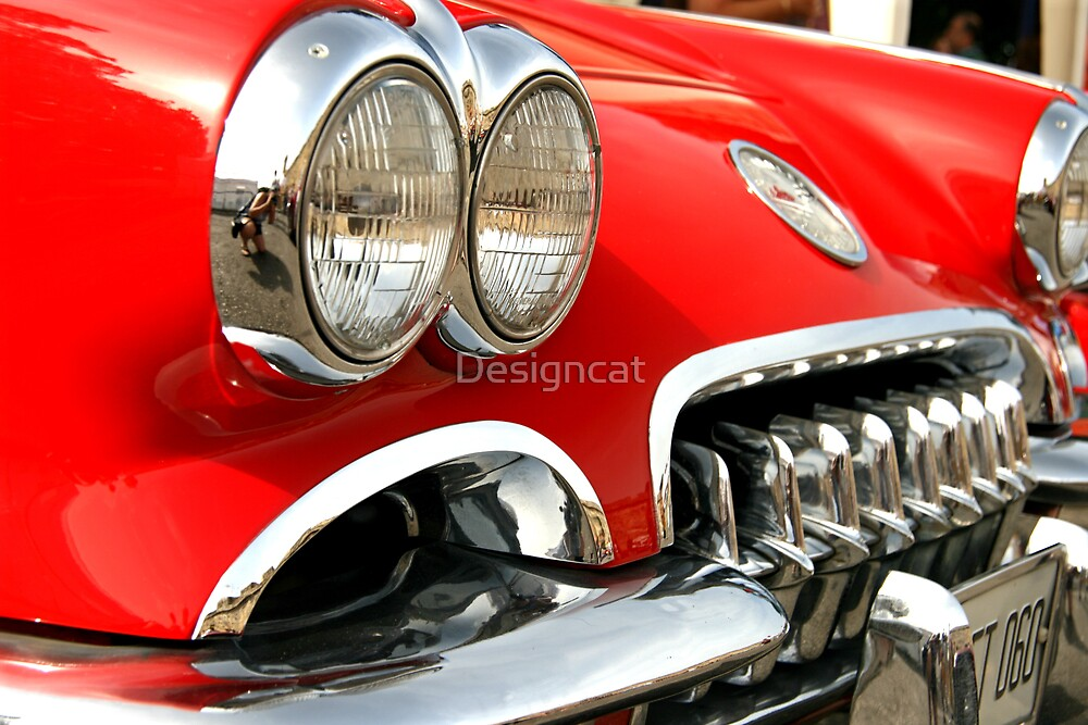 Classic Chevy by Designcat