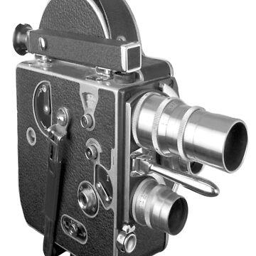 Camcorder, Retro, Video Kamera, by StoyanMarinov