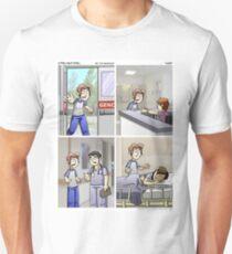 """Exclusive Modern Art- """"loss""""  Unisex T-Shirt"""