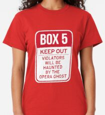 Box 5: Keep Out Classic T-Shirt