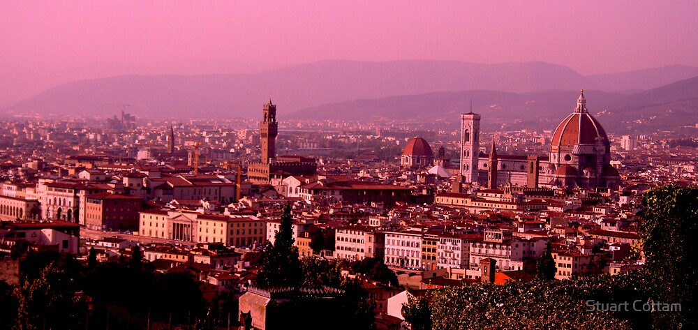 6.04pm Firenze by Stuart Cottam