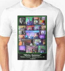 "The Original, ""White Summer"" Band!  T-Shirt"