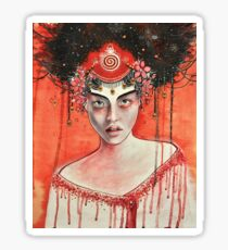 Queen Mary Sticker