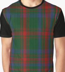 Matheson Hunting (STS incomplete sett) Clan/Family Tartan  Graphic T-Shirt