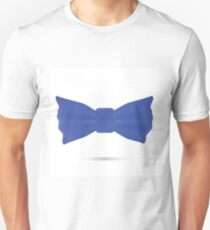 blue bow T-Shirt