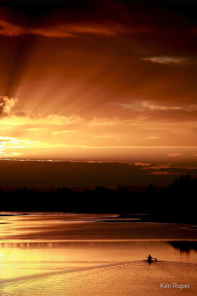 Golden Dawn - Windsor, NSW by Kim Roper