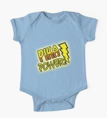 PIKA POWER One Piece - Short Sleeve