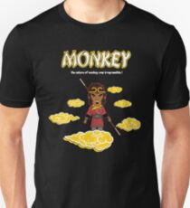 Monkey Magic - Variant two Slim Fit T-Shirt