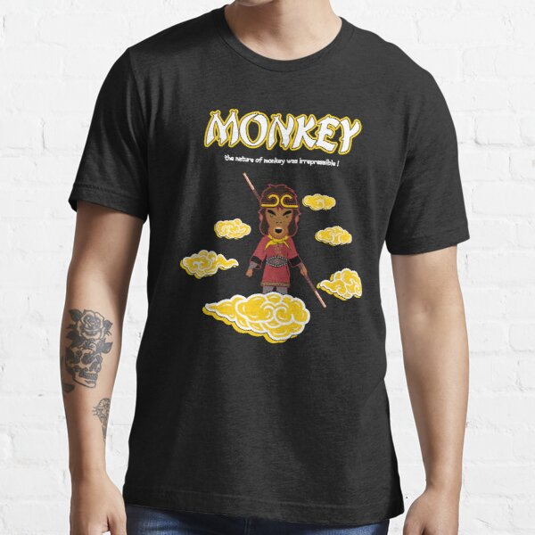 Monkey Magic - Variant two Essential T-Shirt