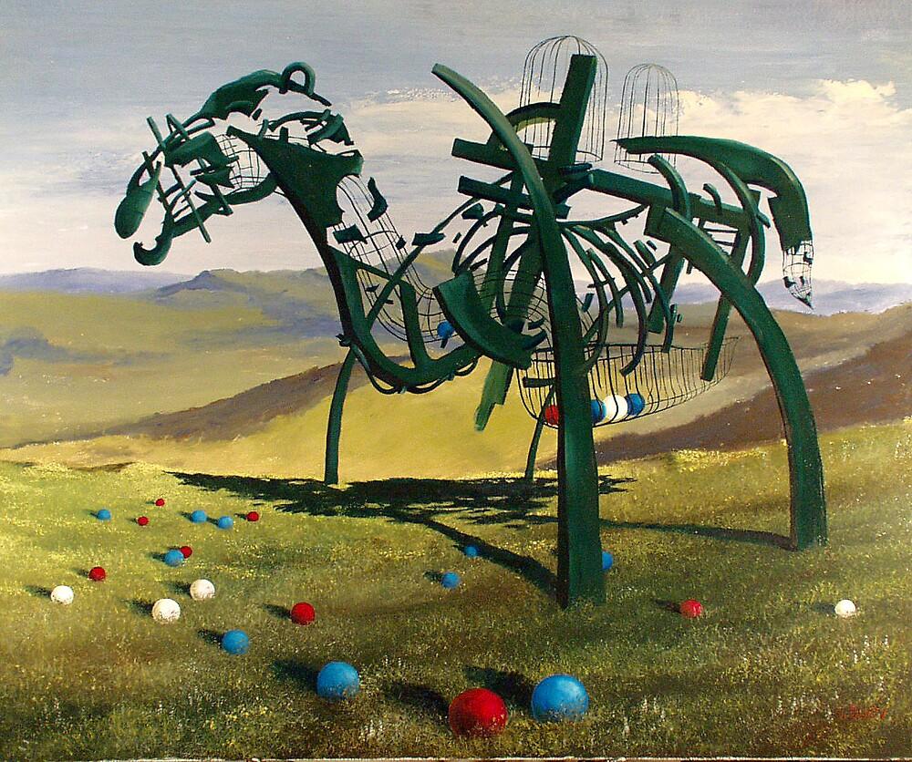 camel by Valeriu Buev