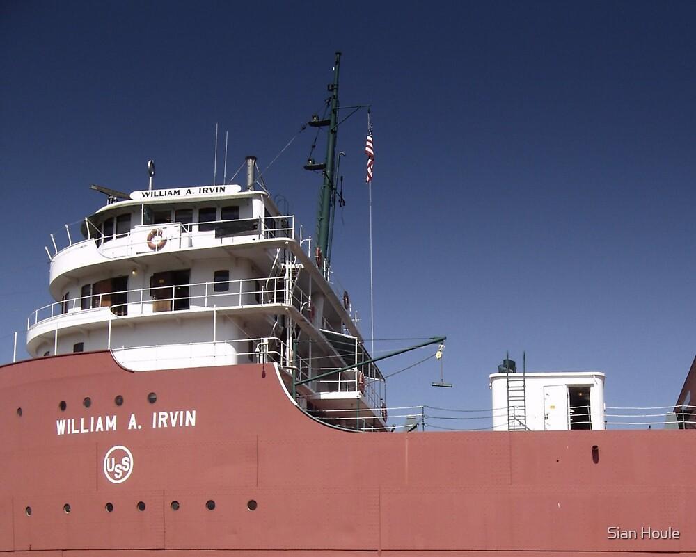 docked by Sian Houle