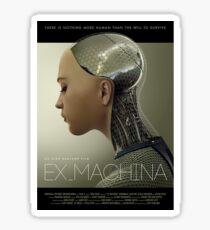 Ex Machina Sticker