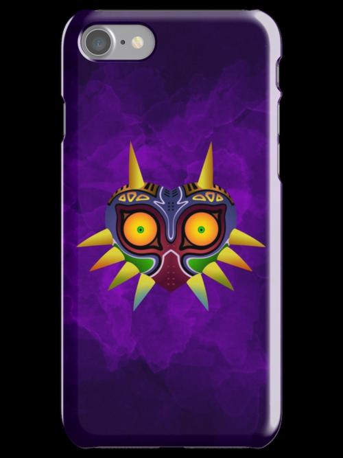 Majora's Mask by cluper
