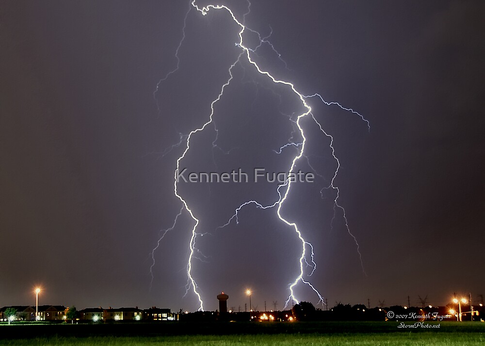 Thunder Struck by Kenneth Fugate