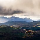 Ben Vorlich and Stuc A' Chroin by Mark Greenwood