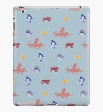 the boys iPad Case/Skin