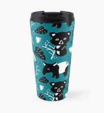 Rainforest animals Travel Mug
