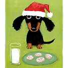 Doxie Clause by Jenn Inashvili