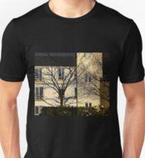 Evening Sun On Trees Unisex T-Shirt