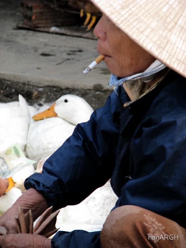 Duck Markets. by hanARGH