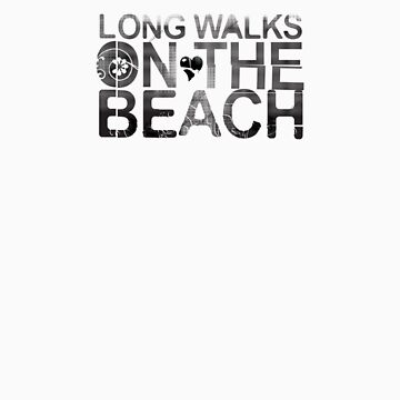 Long Walks On the beach by Critick