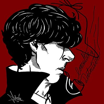Consulting Detective by NadddynOpheliah