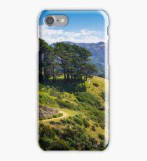 beautiful landscape, farmland walk iPhone Case/Skin