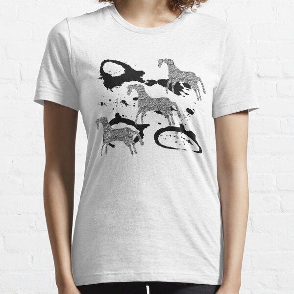 Running Horses Essential T-Shirt