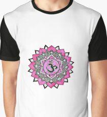 Crown Chakra Graphic T-Shirt