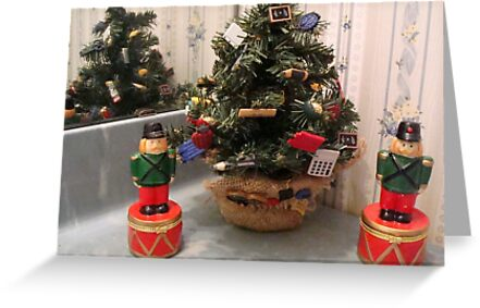 Table top Christmas Tree   ^ by ctheworld