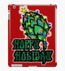 Hoppy Holiday iPad Case/Skin
