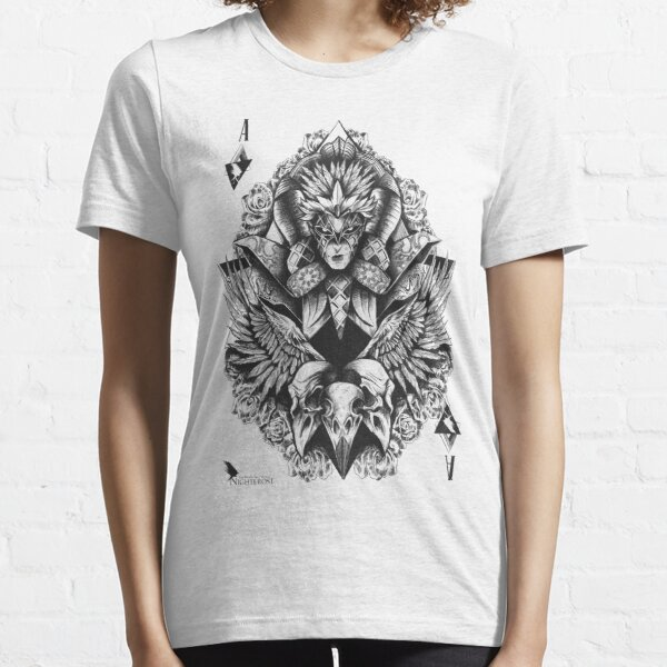 Jester Of Diamonds (Ace Of Diamonds) Essential T-Shirt
