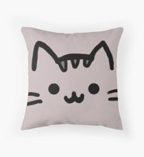 PUSHEEN! Throw Pillow
