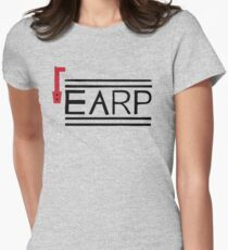 Earp (Mailbox version 2) Womens Fitted T-Shirt