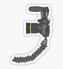 Vlogger camera Sticker
