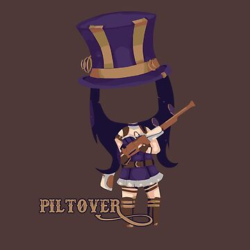 Caitlyn the Sheriff of Piltover by roespha