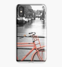 Amsterdam Alleys iPhone Case/Skin