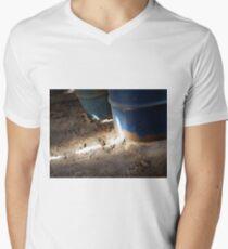 Room # 17 Mens V-Neck T-Shirt